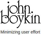 John Boykin Logo